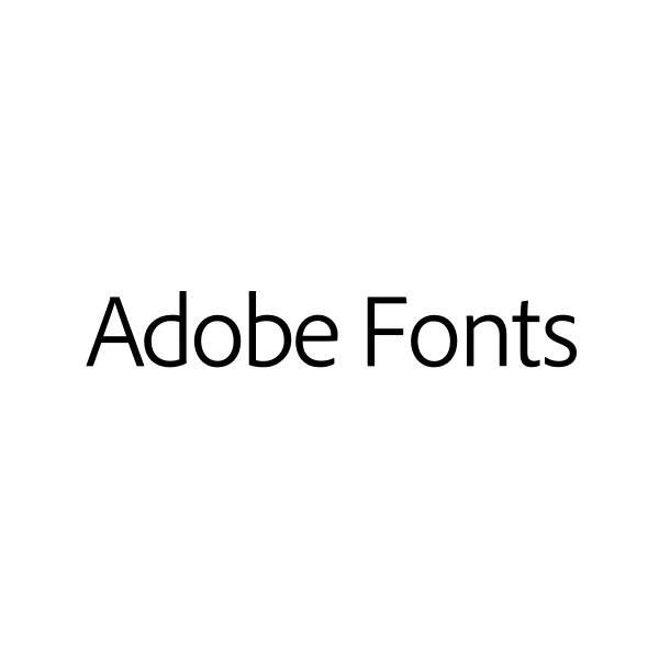 Adobe Fonts - bookmarks design